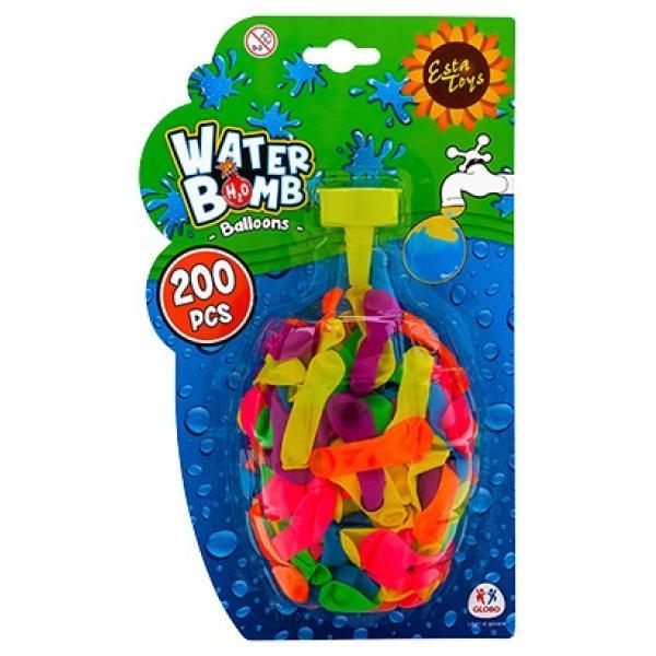 200 kos vodne bombe