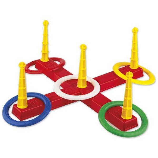 Androni Igra Set Križ metanje obročev