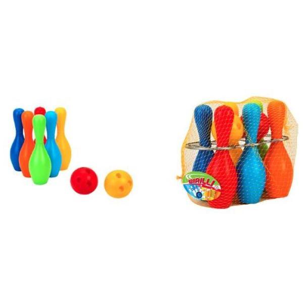 Bowling 6xkeglji 2xbalinčka različne barve