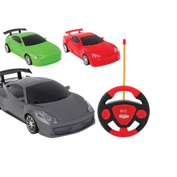 Dirkasko vozilo na daljinsko vodenje v merilu 118 2