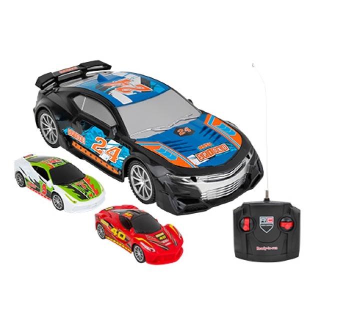Dirkasko vozilo na daljinsko vodenje v merilu 122 3