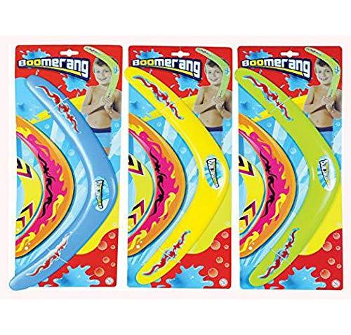Globo Boomerang velikosti 38cm tri različne barve