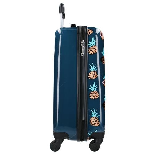 Kabinski kovček na štirih kolesih Milky Kiss Ananas2