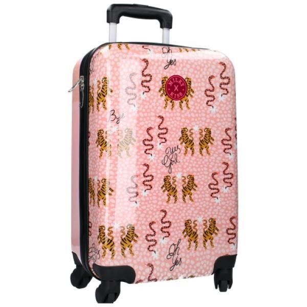 Kabinski kovček na štirih kolesih Milky Kiss Vadobag