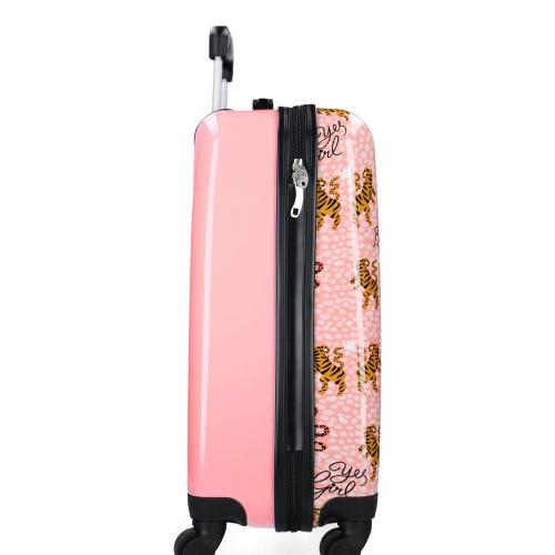Kabinski kovček na štirih kolesih Milky Kiss Vadobag1