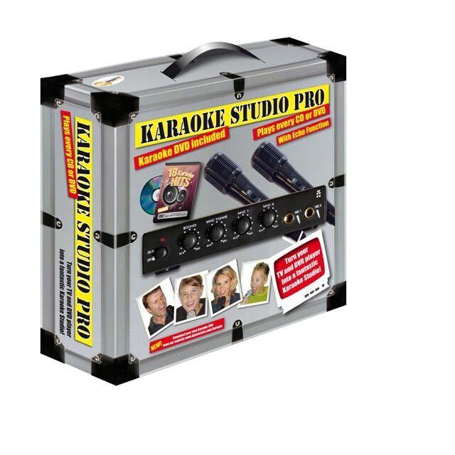 Karaoke Set za pevske junake