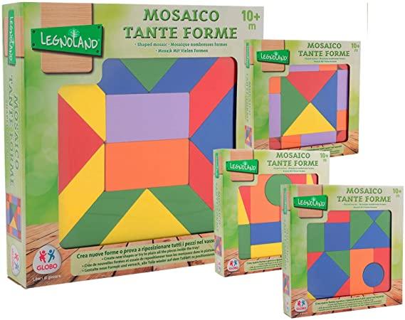 Leseni Tangram Mozaik