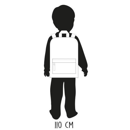 Otroški nahrbtnik Mickey Mouse Vadobag Siv 2