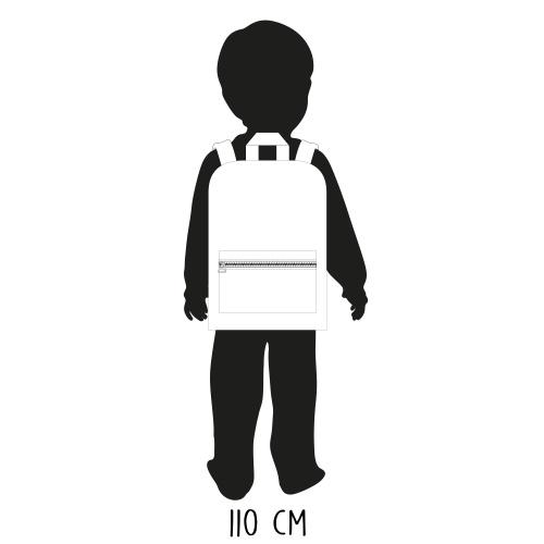 Otroški nahrbtniki za otroke Mickey Mouse siv 5