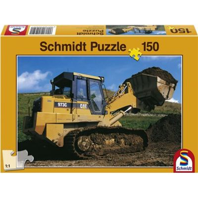 Otroska sestavljanka puzzle 150 delni Schmidt Bager Catterpillar