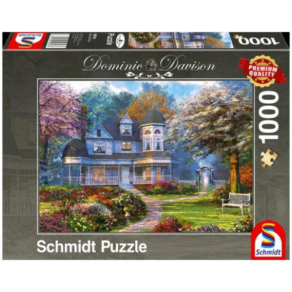 Sestavljanka 1000 delna Schmidt Davison Viktorjanska palača