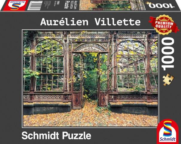 Sestavljanka 1000 delna Schmidt Villete Zelenjavni vrt