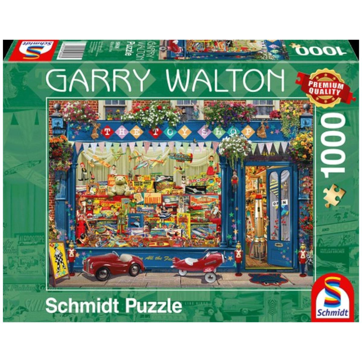 Sestavljanka 1000 delna Schmidt Walton Prodajalna igrač