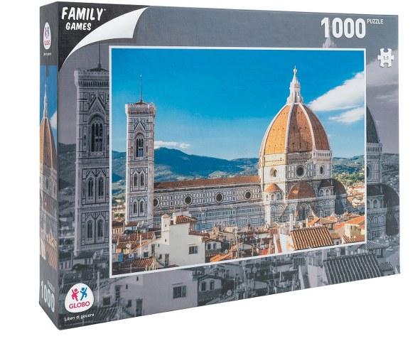 Sestavljanka puzzle 1000 delna Globo Firence