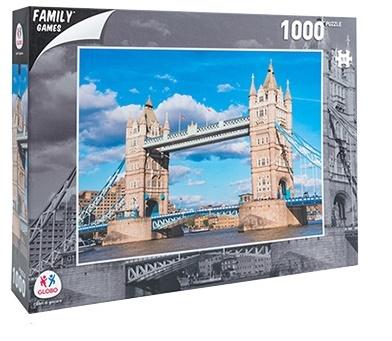 Sestavljanka puzzle 1000 delna Globo London