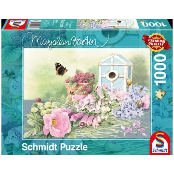 Sestavljanka puzzle 1000 delna Schmidt Bastin Dom
