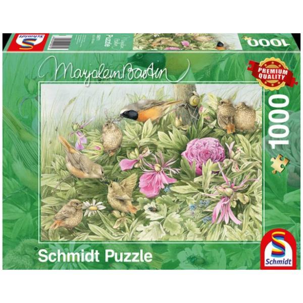 Sestavljanka puzzle 1000 delna Schmidt Bastin Pojedina