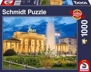 Sestavljanka puzzle 1000 delna Schmidt Brandenburgška vrata