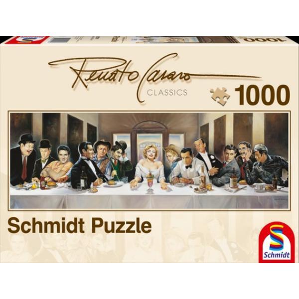 Sestavljanka puzzle 1000 delna Schmidt Casaro Povabilo