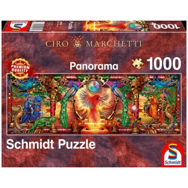 Sestavljanka puzzle 1000 delna Schmidt Ciro Kraljestvo