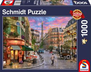 Sestavljanka puzzle 1000 delna Schmidt Eiflov stolp