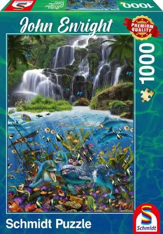 Sestavljanka puzzle 1000 delna Schmidt Enright Slap