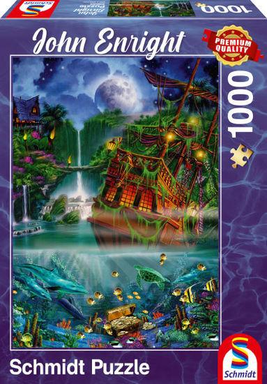 Sestavljanka puzzle 1000 delna Schmidt Enright Zaklad