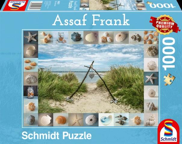 Sestavljanka puzzle 1000 delna Schmidt Frank Obala
