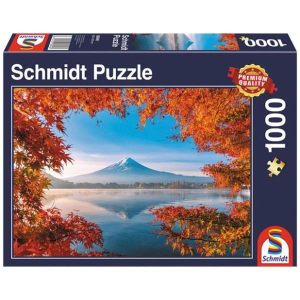 Sestavljanka puzzle 1000 delna Schmidt Gora Fuji