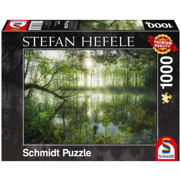 Sestavljanka puzzle 1000 delna Schmidt Hefele Džungla