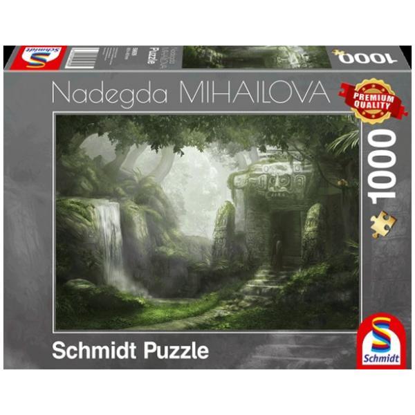 Sestavljanka puzzle 1000 delna Schmidt Mihailova Svetišče