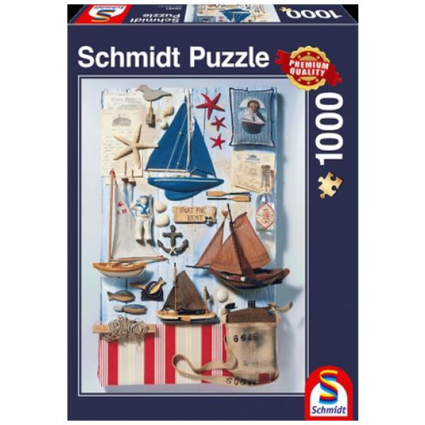 Sestavljanka puzzle 1000 delna Schmidt Morski Potpourri