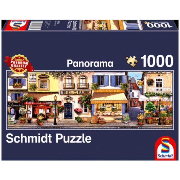 Sestavljanka puzzle 1000 delna Schmidt Panorama Paris