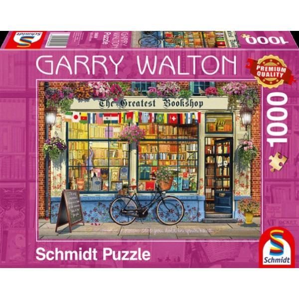 Sestavljanka puzzle 1000 delna Schmidt Walton Knjigarna