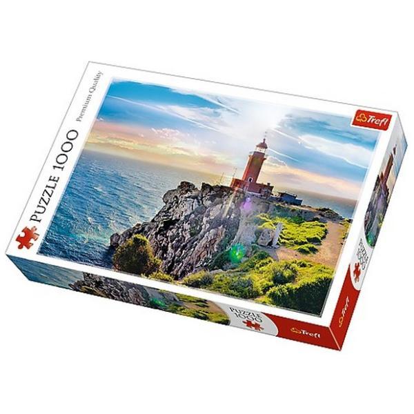 Sestavljanka puzzle 1000 delna Trefl Svetilnik