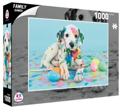 Sestavljanka puzzle 1000 kosov Globo Dalmatinec