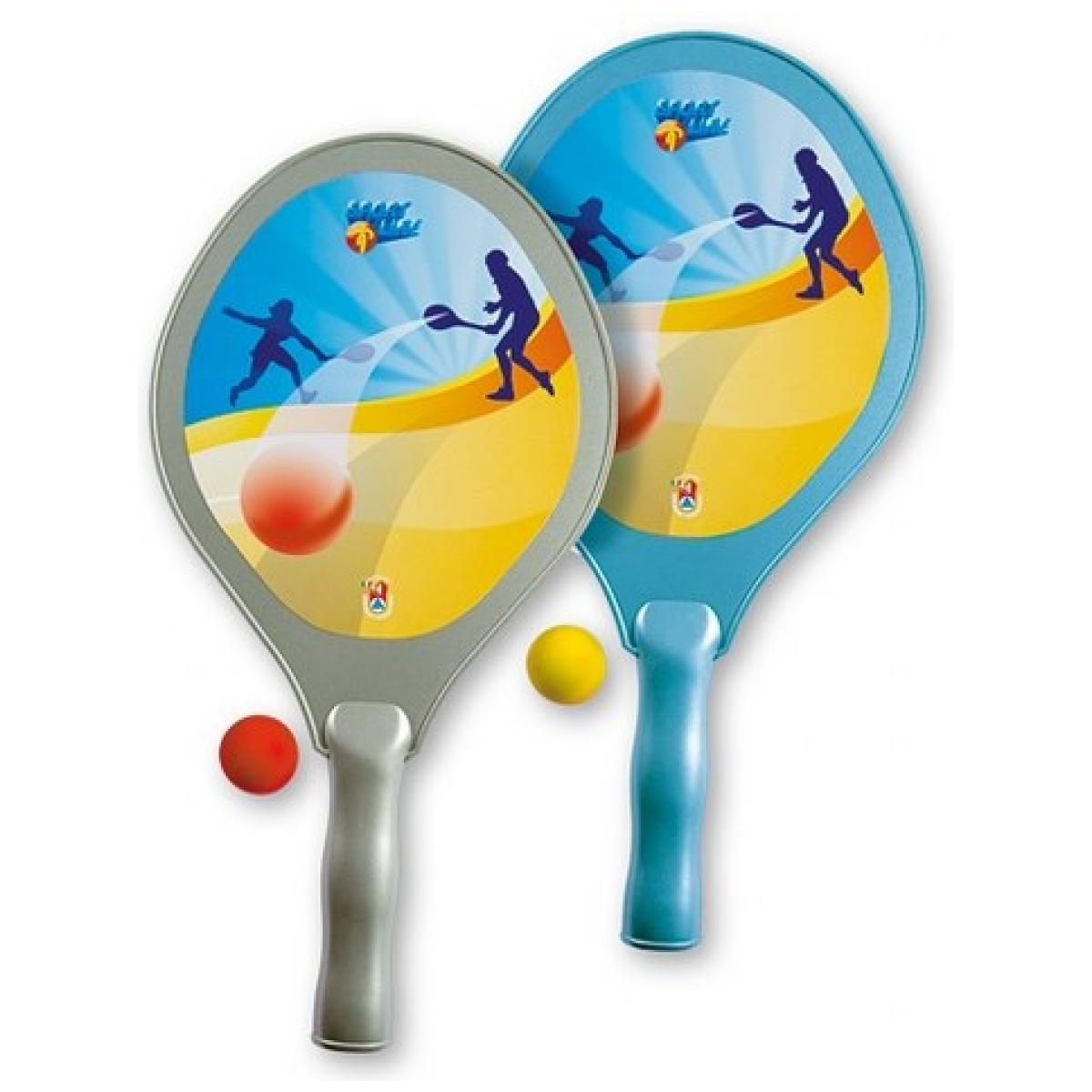 Set 2 loparjev tenis na plaži