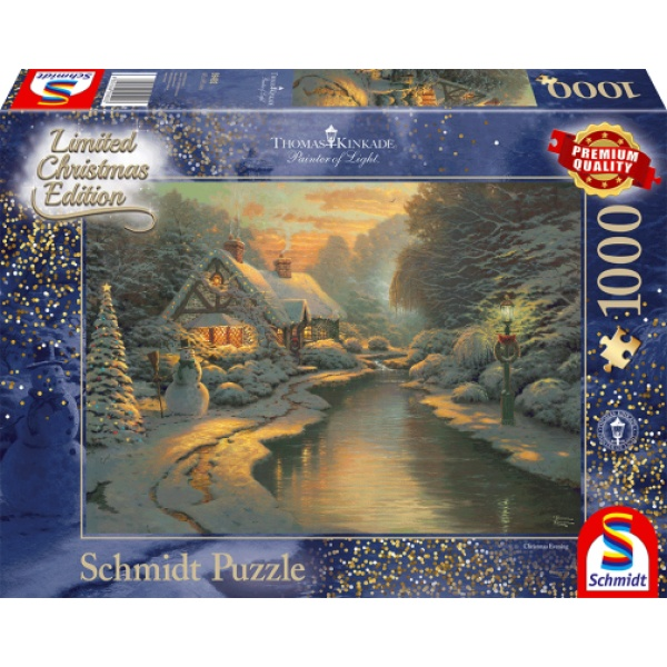 sestavljanka puzzle schmidt 1000 delna