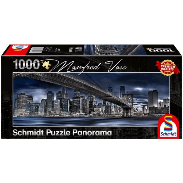 sestavljanka puzzle 1000 delna Schmidt Voss New York